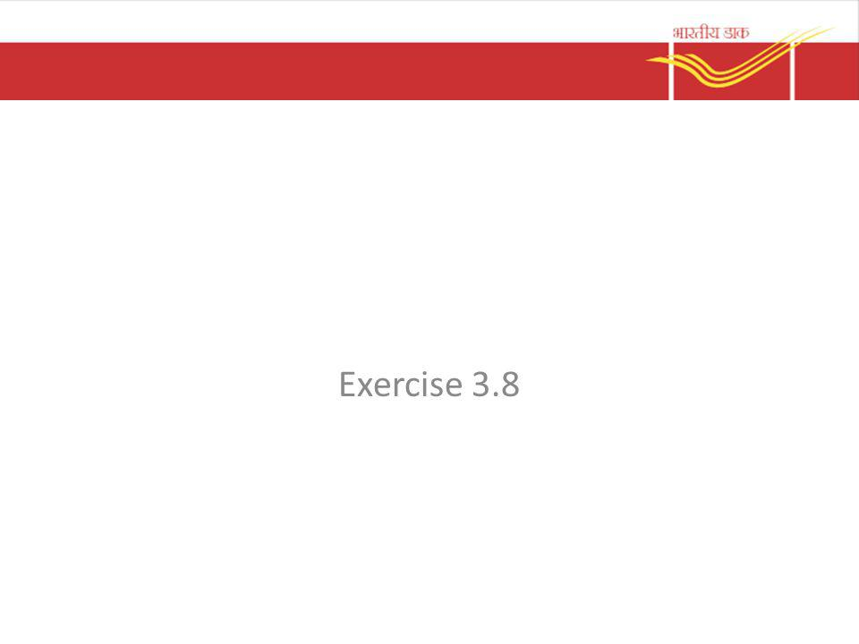 Exercise 3.8