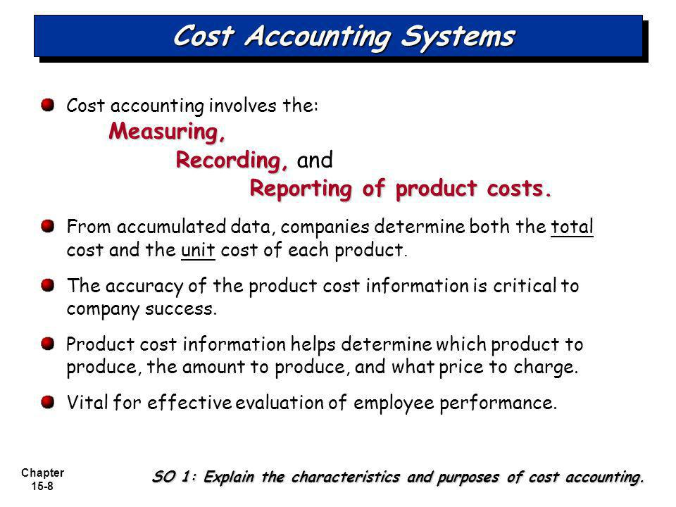 cost accounting answers Paper – 3 : cost accounting and financial management  compilation of  suggested answers to questions set as the institute's examinations november,  2004.