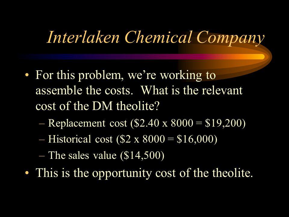 Interlaken Chemical Company
