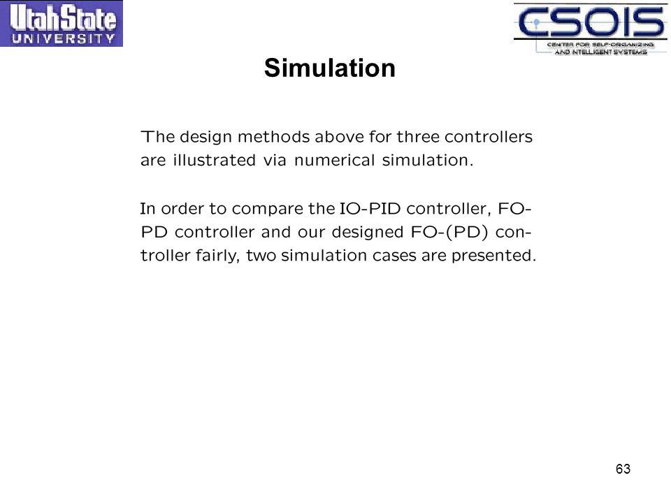 Simulation 63