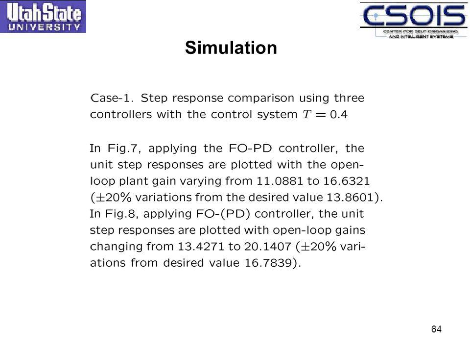 Simulation 64