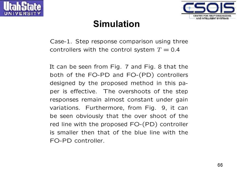 Simulation 66