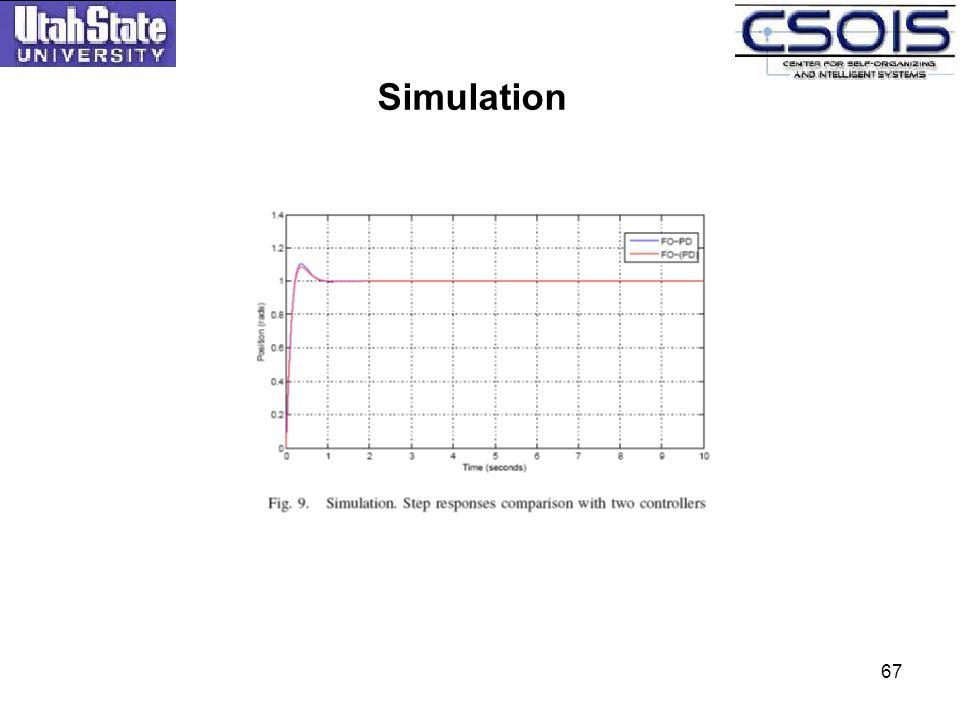 Simulation 67