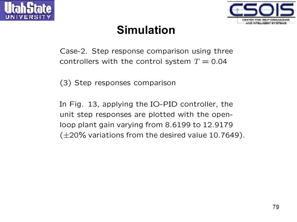 Simulation 79