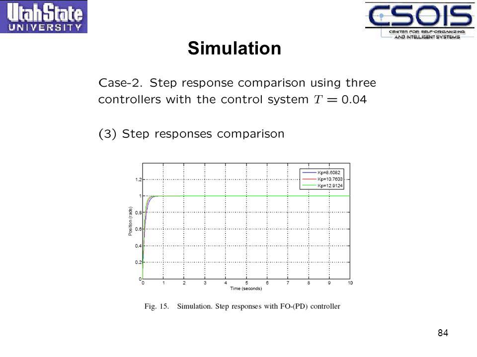 Simulation 84