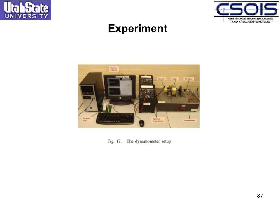 Experiment 87