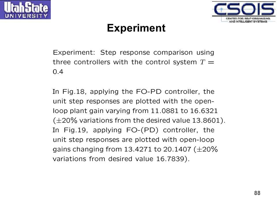 Experiment 88