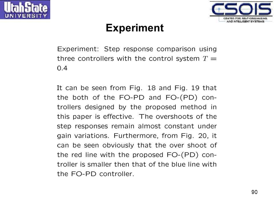 Experiment 90