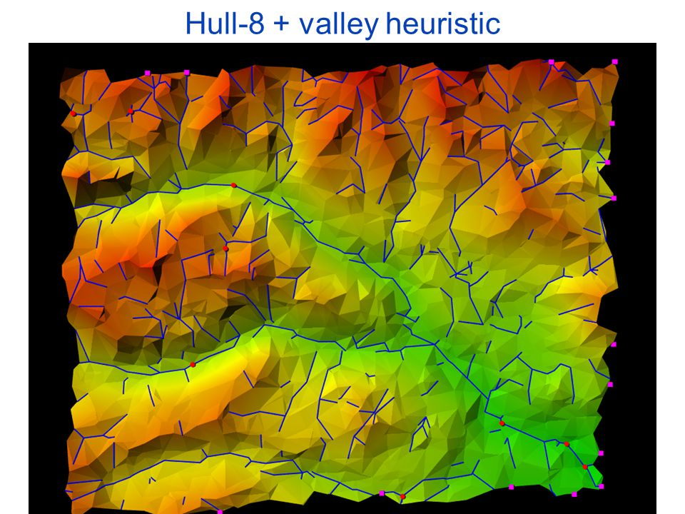 Hull-8 + valley heuristic