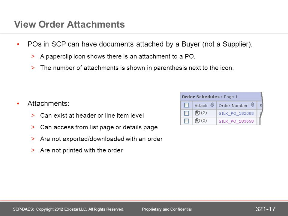 Respond to a Discrete Purchase Order