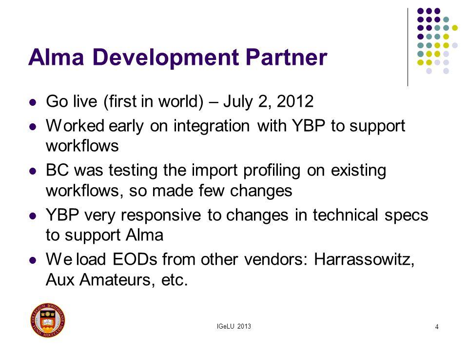 Alma Development Partner