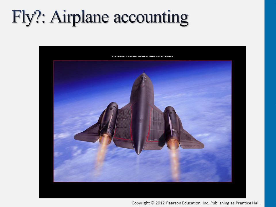 Fly : Airplane accounting