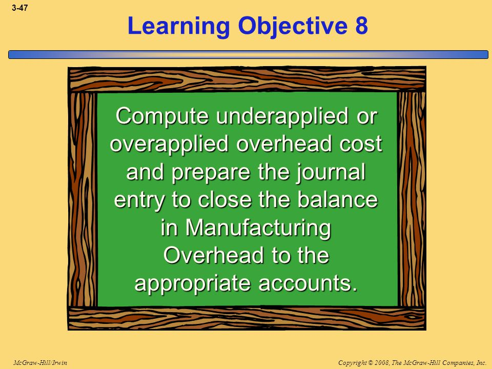 3-47 Learning Objective 8.