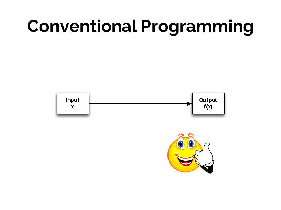 Conventional Programming