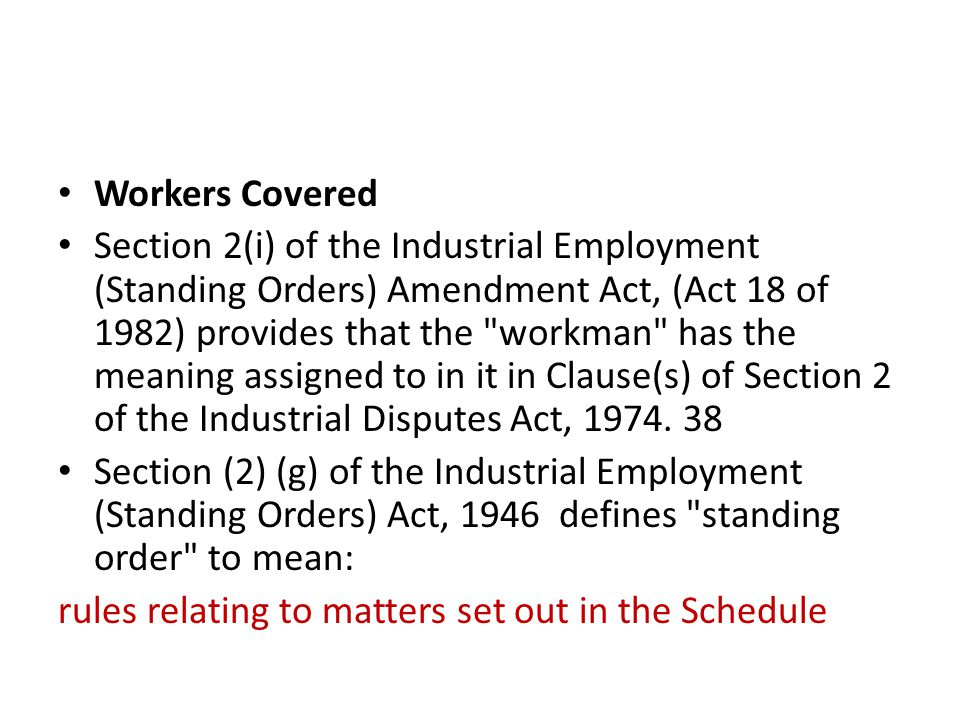 Workers Covered