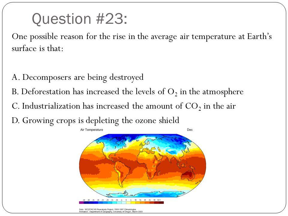 Question #23: