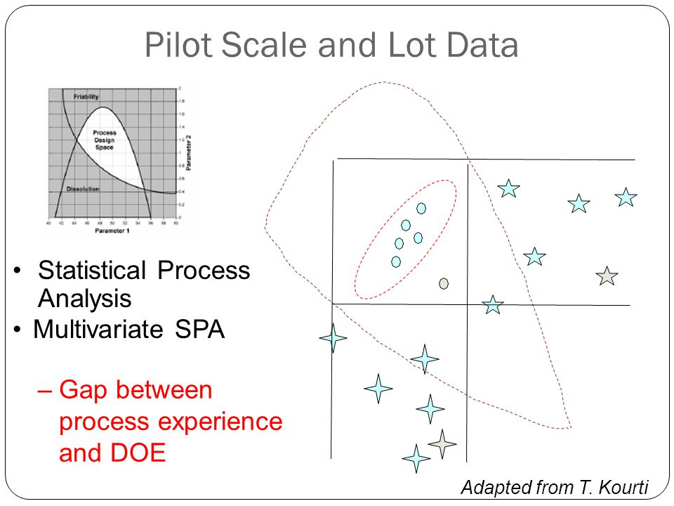 Pilot Scale and Lot Data