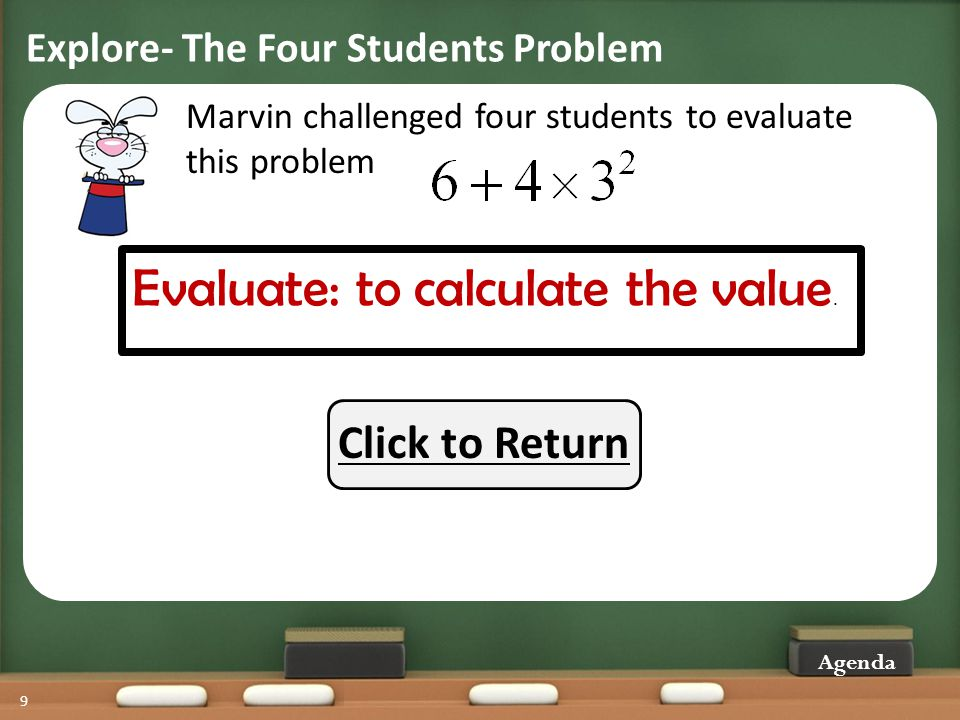 Explore- The Four Students Problem