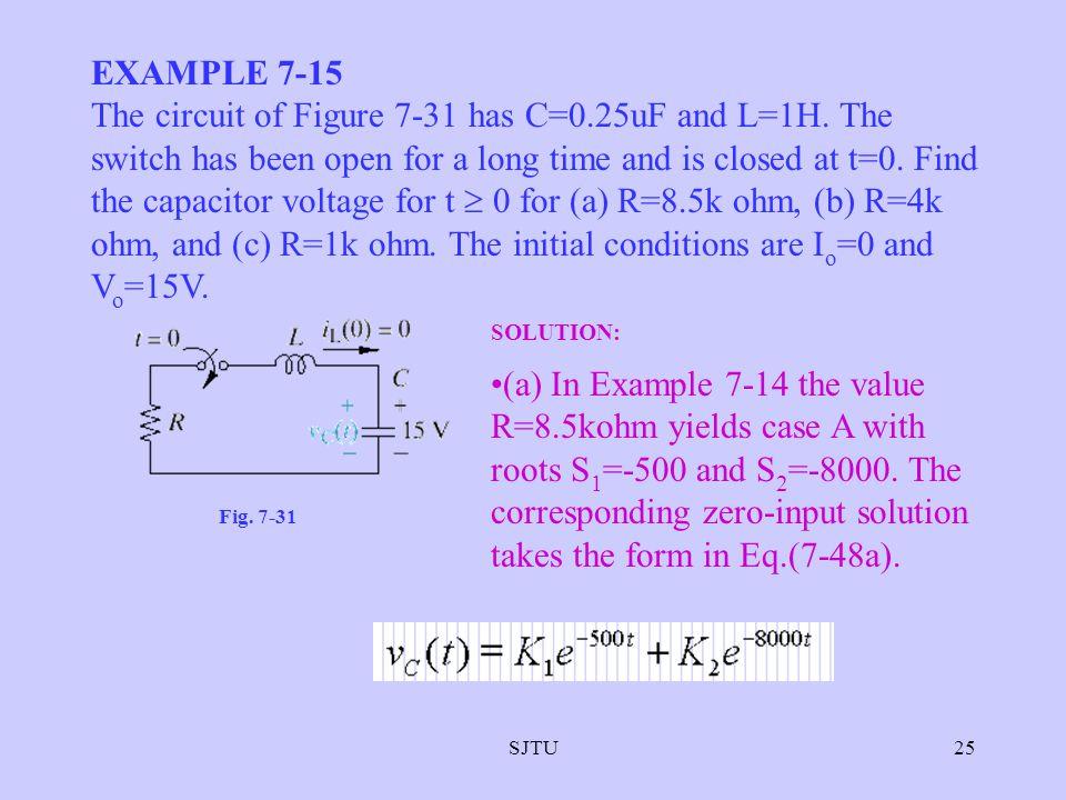 EXAMPLE 7-15