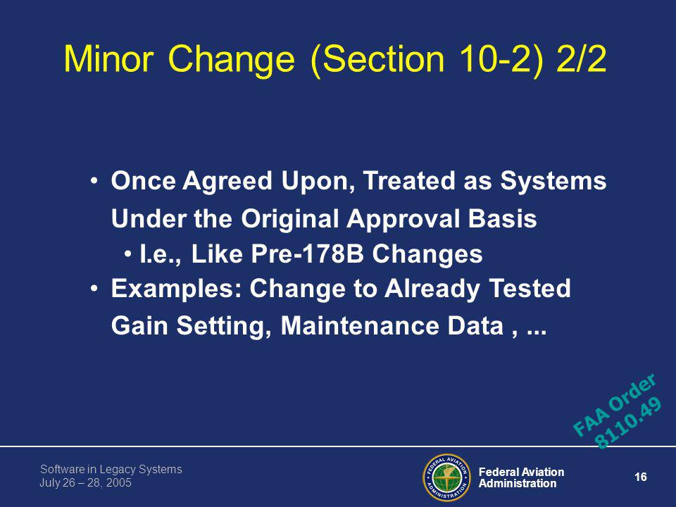 Minor Change (Section 10-2) 2/2