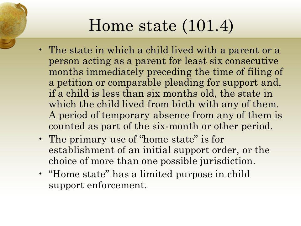 Home state (101.4)