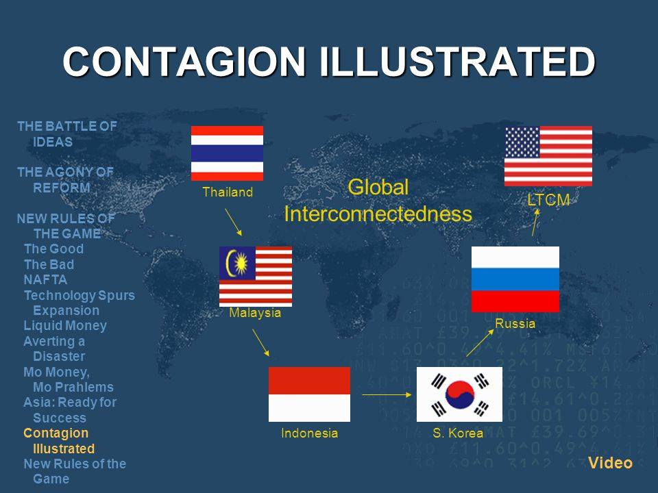CONTAGION ILLUSTRATED