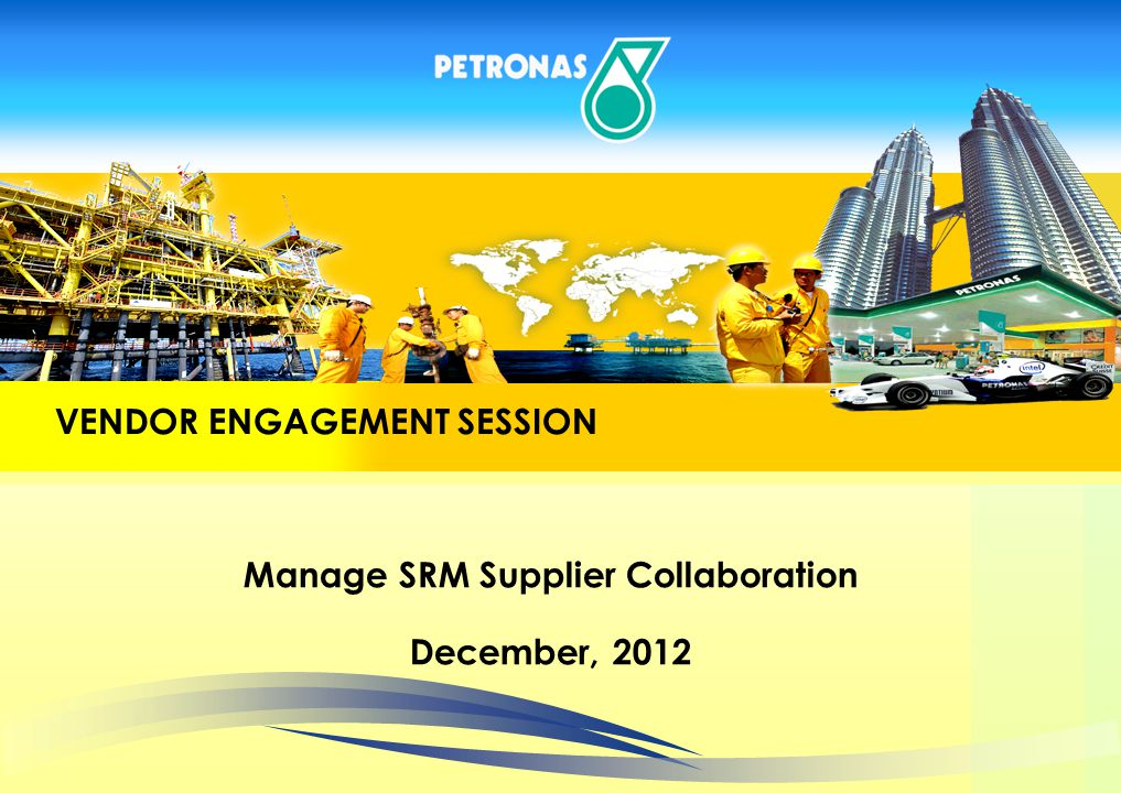 Manage SRM Supplier Collaboration
