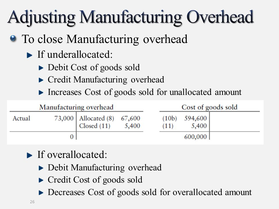 Job Order and Process Costing - ppt download