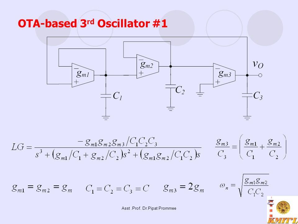 OTA-based 3rd Oscillator #1