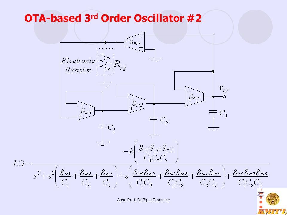 OTA-based 3rd Order Oscillator #2