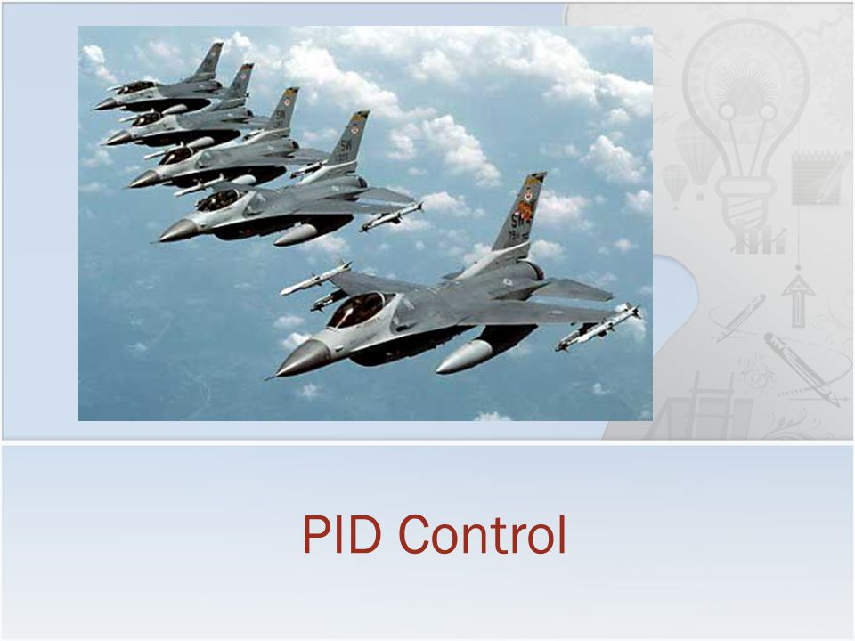 PID Control Professor Walter W. Olson