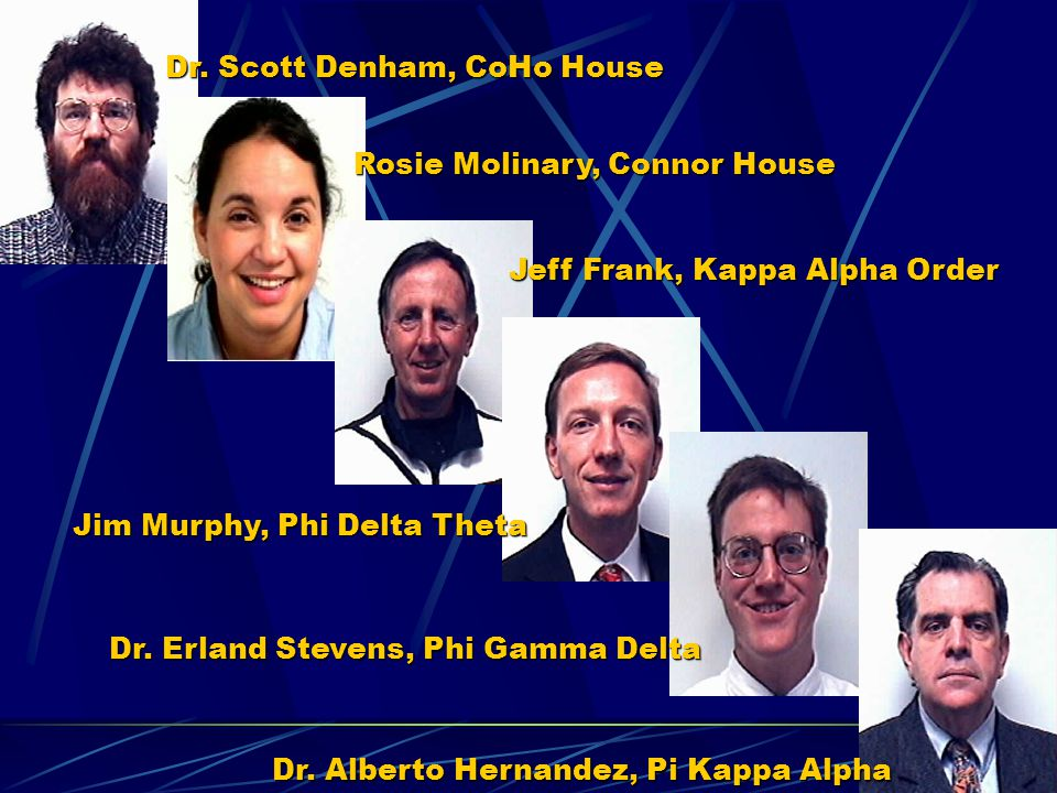 Dr. Scott Denham, CoHo House