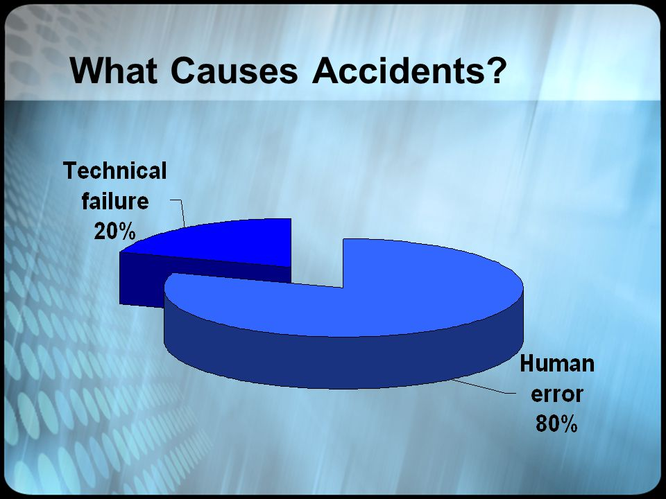 What Causes Accidents