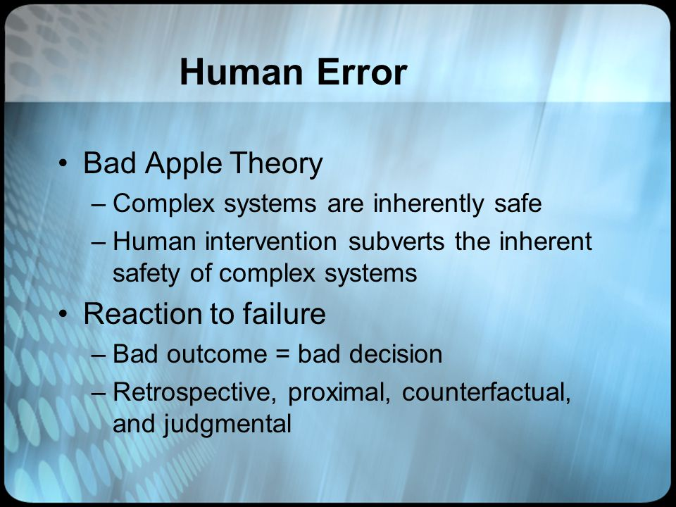 the field guide to human error investigations pdf