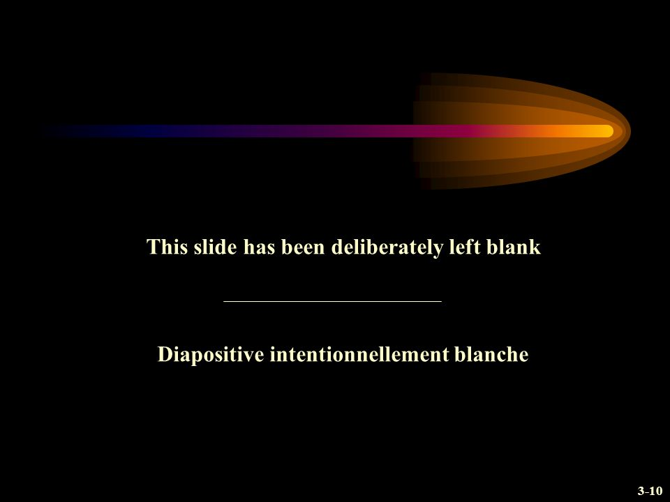 This slide has been deliberately left blank
