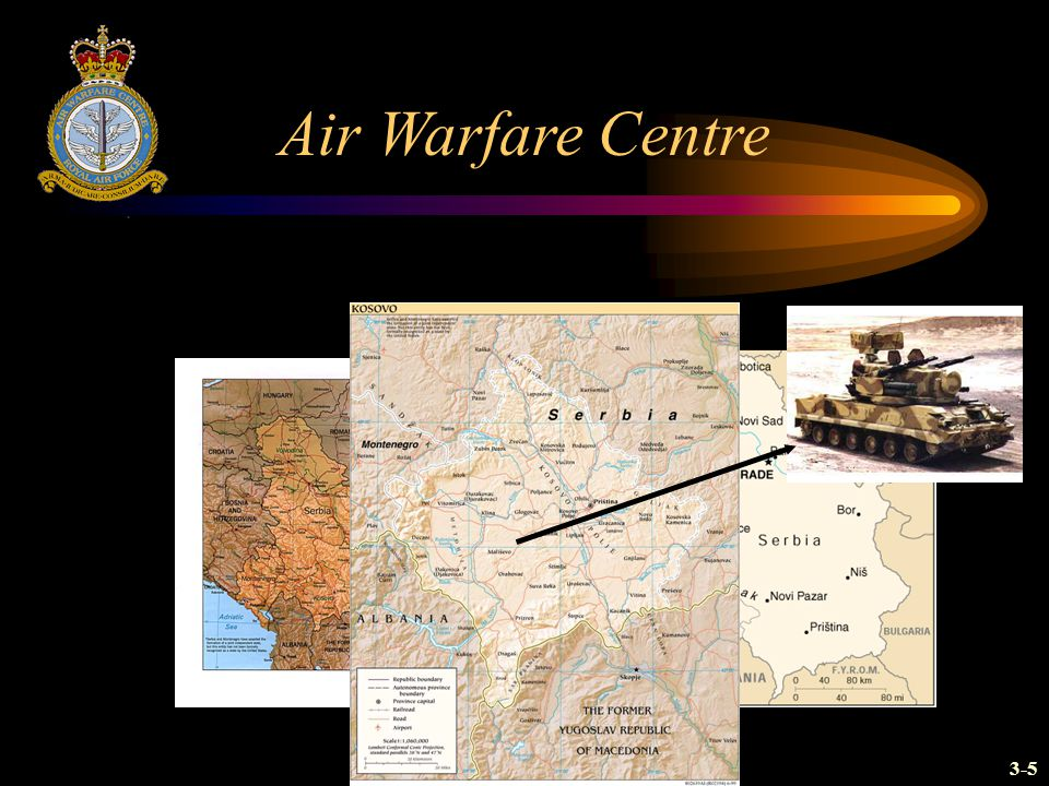 Air Warfare Centre 3-5
