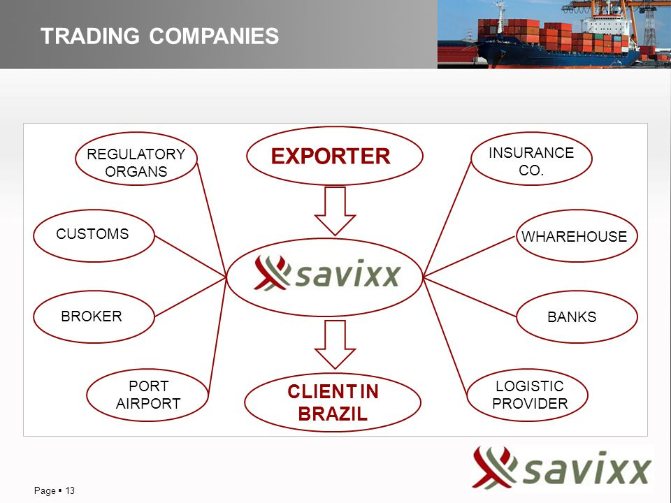 DISTRIBUTION TRADING COMPANIES EXPORTER