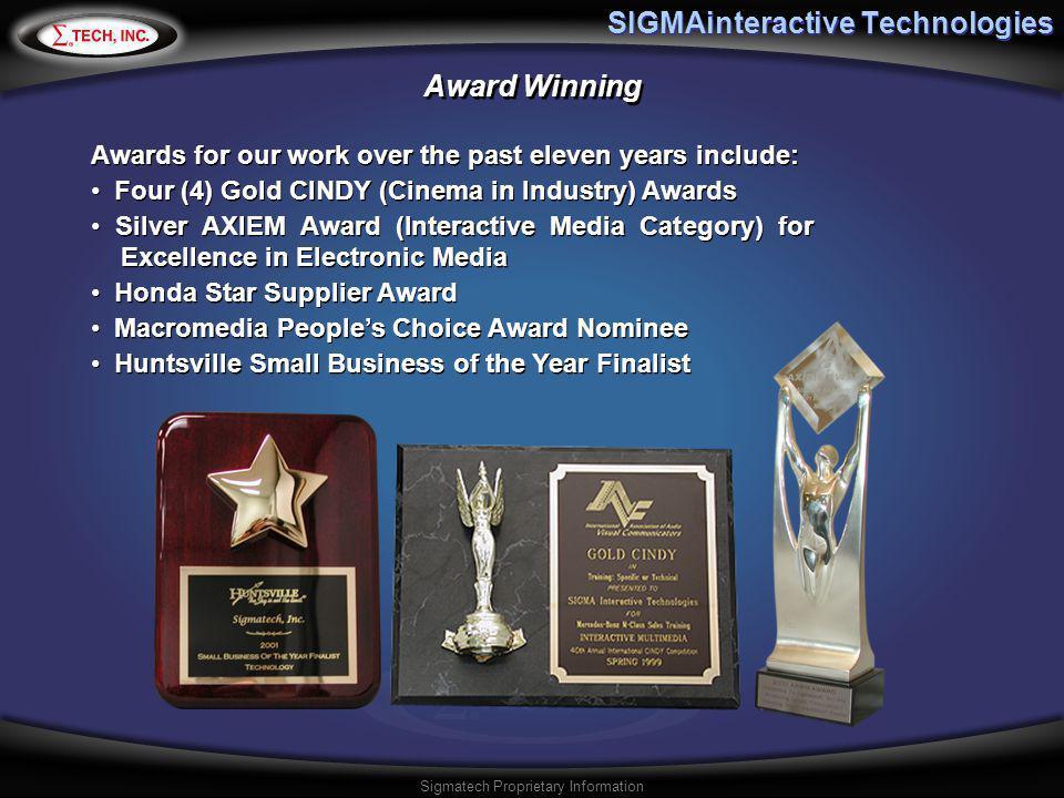 SIGMAinteractive Technologies