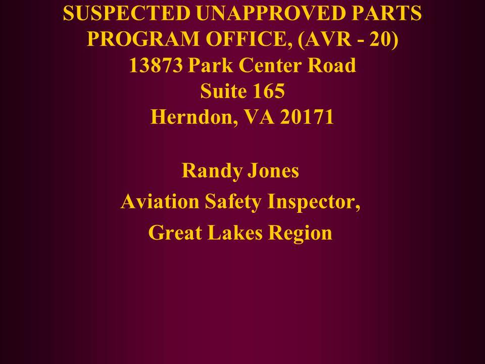 Aviation Safety Inspector,