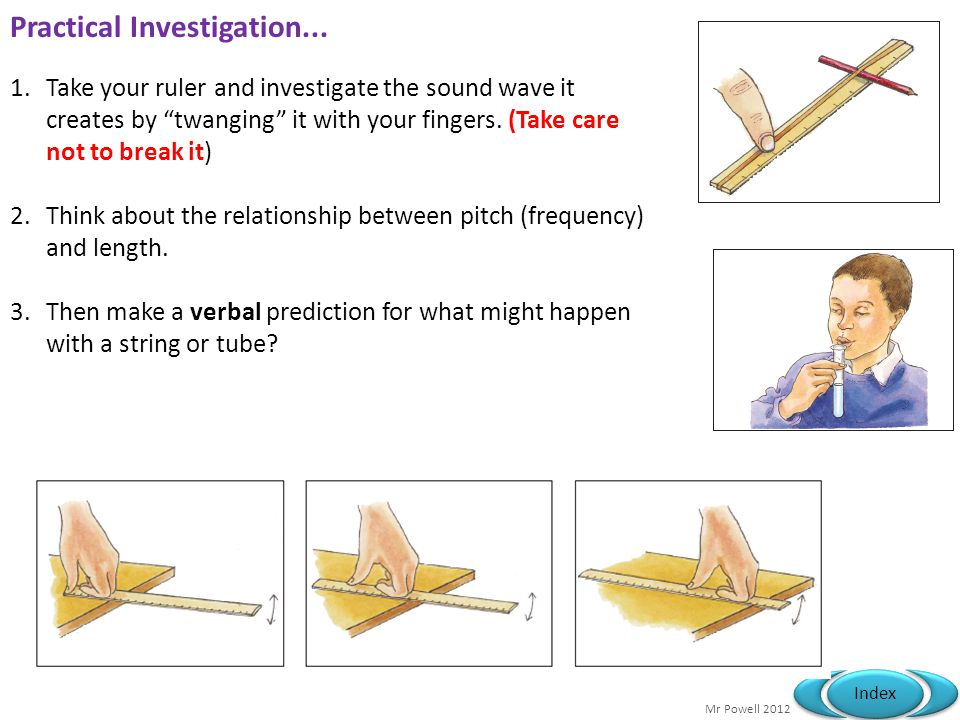 Practical Investigation...