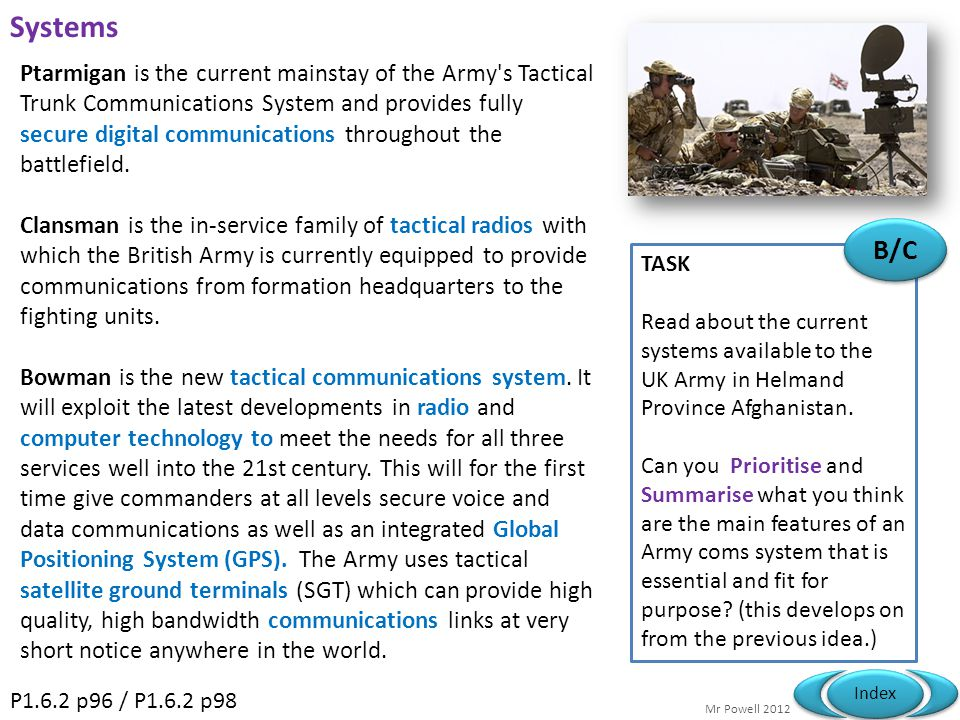 Systems Ptarmigan is the current mainstay of the Army s Tactical Trunk Communications System and provides fully.
