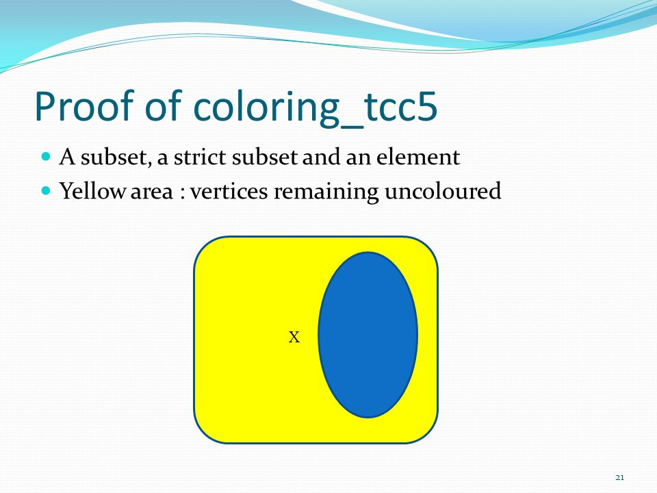 Proof of coloring_tcc5 A subset, a strict subset and an element