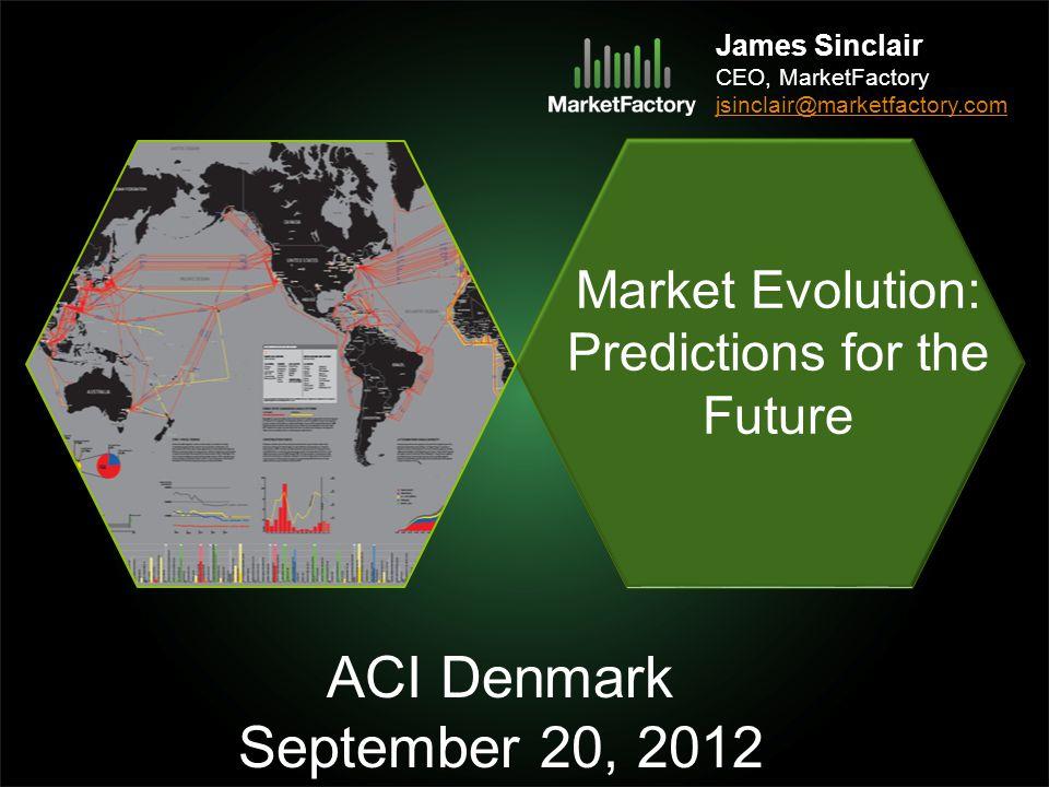 Market Evolution: Predictions for the Future