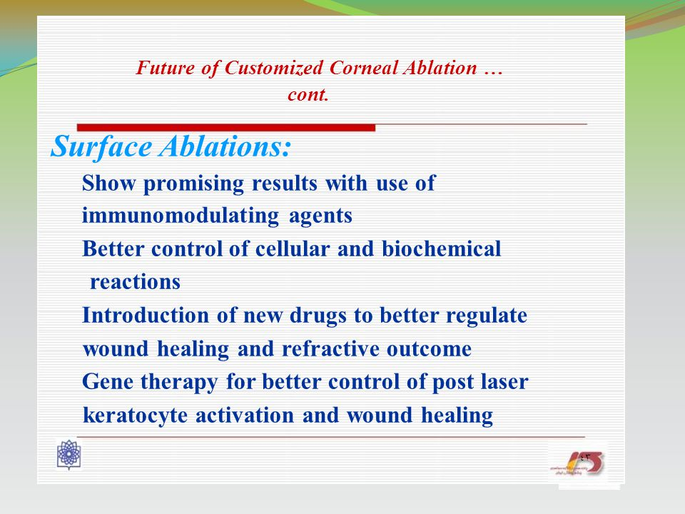 Show promising results with use of