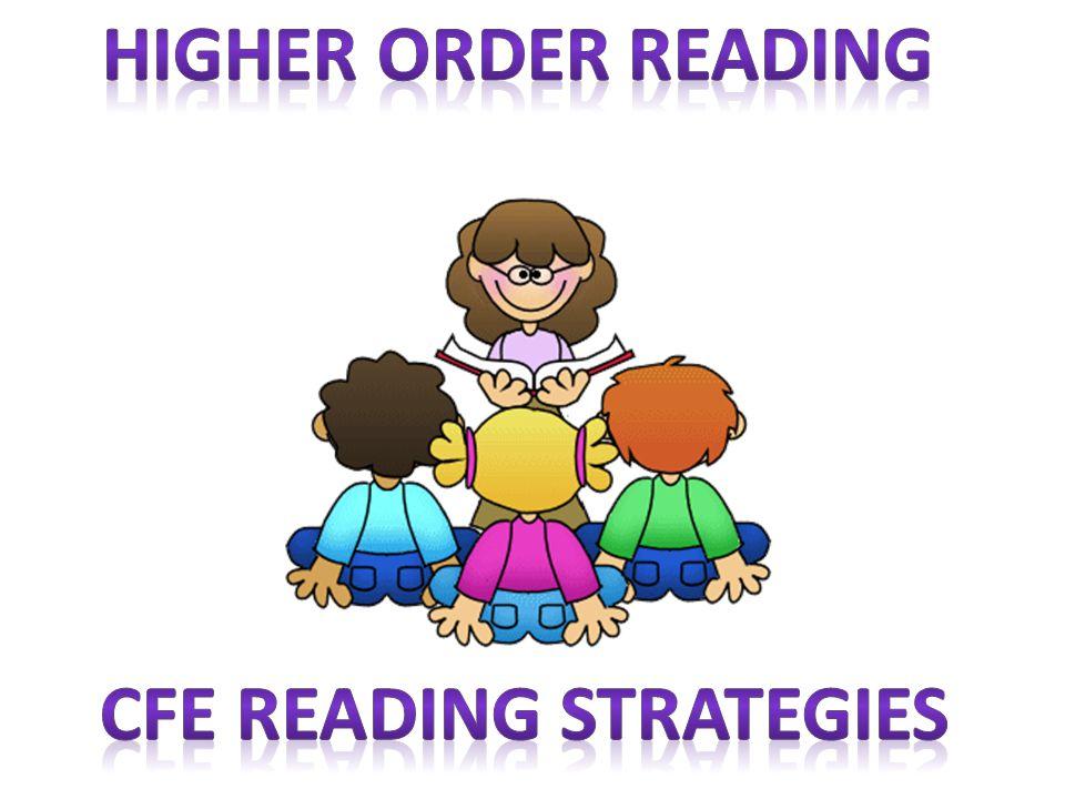 CfE Reading Strategies