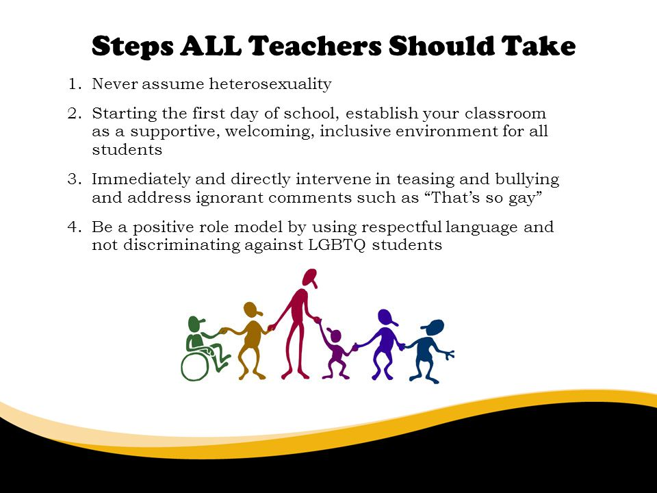 Steps ALL Teachers Should Take