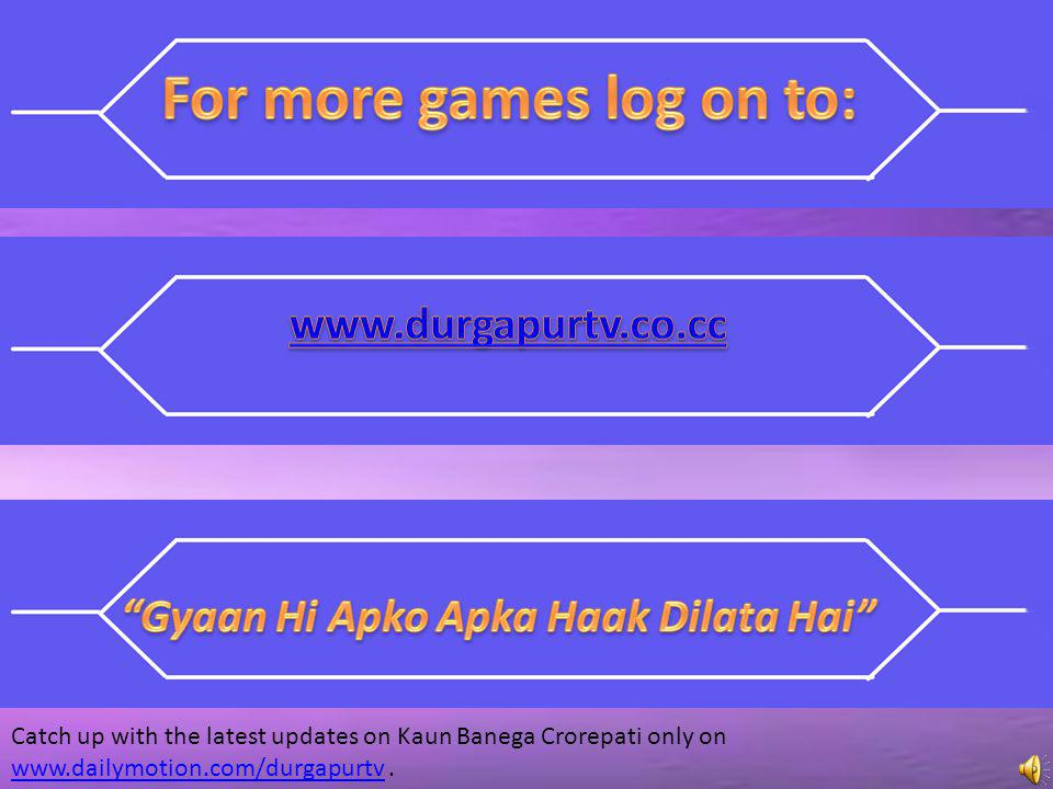For more games log on to: Gyaan Hi Apko Apka Haak Dilata Hai
