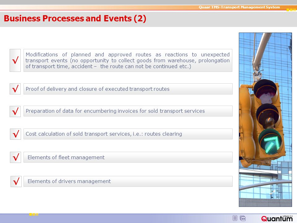 Business Processes and Events (2)