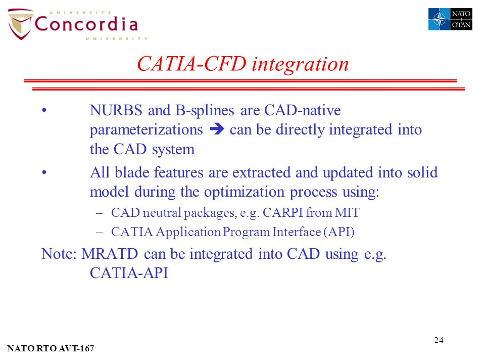 CATIA-CFD integration