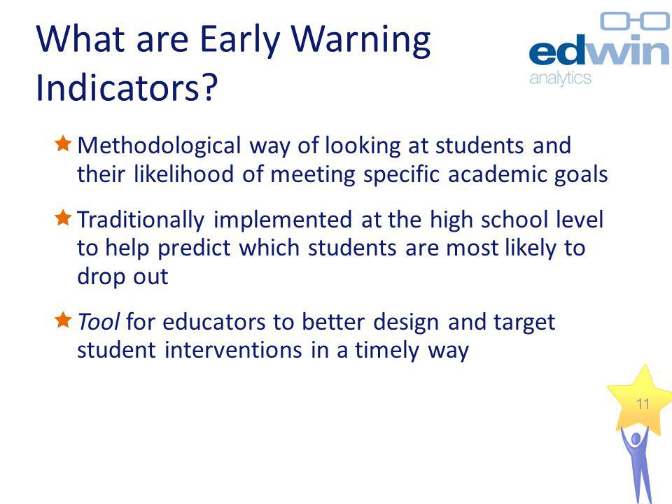 What are Early Warning Indicators